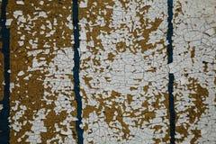 Abstrakcjonistyczny tło, stara krakingowa tynk ściana, błękitna tekstura, pai Obraz Stock