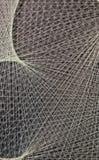 Abstrakcjonistyczny tło sznurek nici brać obraz royalty free