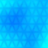 Abstrakcjonistyczny tło - trójboki ilustracja wektor