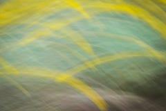 Abstrakcjonistyczny tło używać ruchu tworzy uczucie odbijać się na kwiatach fotografia royalty free