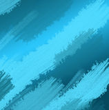 Abstrakcjonistyczny tło w błękitnych kolorach Obrazy Stock