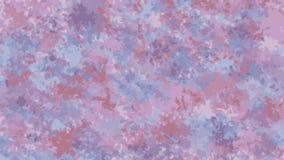 Abstrakcjonistyczny tło w fiołek menchii kolorach ilustracja wektor
