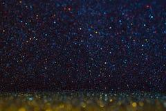 Abstrakcjonistyczny tło wypełniający z multicolour błyskotliwością fotografia royalty free