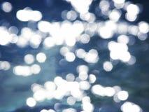 Abstrakcjonistyczny tło z światłem Zdjęcie Stock