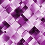 Abstrakcjonistyczny tło z geometrycznym wzorem royalty ilustracja