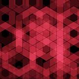Abstrakcjonistyczny tło z geometrycznym wzorem EPS10 wektorowa ilustracja 10 eps ilustracji