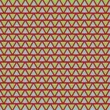 Abstrakcjonistyczny tło z geometrycznymi kształtami Obrazy Stock