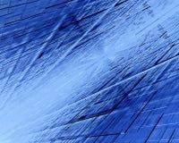 Abstrakcjonistyczny tło z postaciami od półprzezroczystych kwadratów ilustracja 3 d Fotografia Stock
