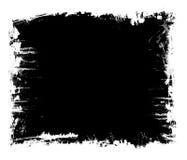 Abstrakcjonistyczny tło z ramą Obrazy Stock