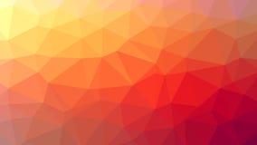 "Abstrakcjonistyczny tło z trójbokami Raster â ""– 1 Obrazy Stock"