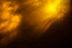 Abstrakcjonistyczny tło z zamazanym światłem Obrazy Stock
