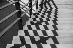 Abstrakcjonistyczny tło z zygzakowatym kształtem Fotografia Royalty Free