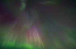 abstrakcjonistyczny tło zaświeca północnego wektor Zdjęcia Royalty Free