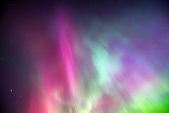 abstrakcjonistyczny tło zaświeca północnego wektor Obrazy Royalty Free