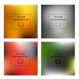 abstrakcjonistyczny tło zamazująca kolorowa kopii przestrzeń element dla ciebie sieć royalty ilustracja