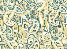 Abstrakcjonistyczny tło zrobi up barwiący wzory ilustracja wektor
