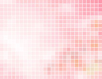 abstrakcjonistyczny tła mozaiki kwadrat Obraz Stock