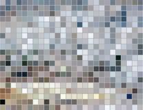 abstrakcjonistyczny tła mozaiki kwadrat Obraz Royalty Free