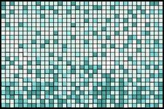 abstrakcjonistyczny tła mozaiki piksla kwadrat Obraz Stock