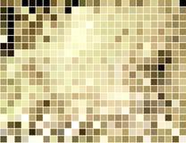 abstrakcjonistyczny tła mozaiki piksla kwadrat Zdjęcia Stock
