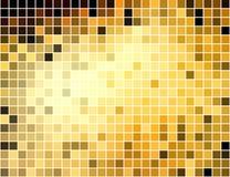 abstrakcjonistyczny tła mozaiki piksla kwadrat Zdjęcia Royalty Free