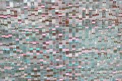 abstrakcjonistyczny tła mozaiki piksla kwadrat Zdjęcie Royalty Free