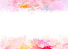 abstrakcjonistyczny tło Zdjęcie Royalty Free