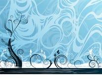 abstrakcjonistyczny tło Royalty Ilustracja