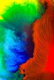 Abstrakcjonistyczny tło. Zdjęcie Royalty Free