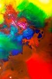 Abstrakcjonistyczny tło. Obrazy Stock