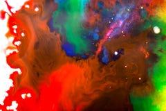 Abstrakcjonistyczny tło. Fotografia Stock