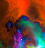 Abstrakcjonistyczny tło. Zdjęcie Stock