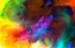 Abstrakcjonistyczny tło. Zdjęcia Royalty Free