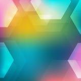 Abstrakcjonistyczny tło. Ilustracja Wektor