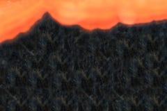 Abstrakcjonistyczny tło, agata plasterka kopalina Zdjęcie Royalty Free