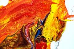 Abstrakcjonistyczny tło, Bufallo Zdjęcie Stock