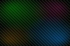 Abstrakcjonistyczny tło ciemnozielony Obrazy Stock