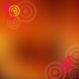 Abstrakcjonistyczny tło - ilustracja Obrazy Stock