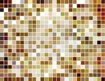 abstrakcjonistyczny tło mozaiki kwadrat Fotografia Stock