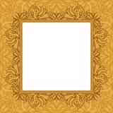 Abstrakcjonistyczny tło, rama i wzór, Zdjęcia Stock
