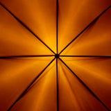 Abstrakcjonistyczny tło, struktura parasol Fotografia Stock