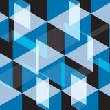 Abstrakcjonistyczny tło, Wektorowa ilustracja Zdjęcie Stock