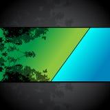 abstrakcjonistyczny tła projekta drzewo Fotografia Stock