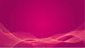 abstrakcjonistyczny tła purpur wektor Obraz Stock