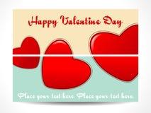 abstrakcjonistyczny tła serca valentine Fotografia Royalty Free