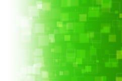 abstrakcjonistyczny tła zieleni kwadrat Zdjęcie Royalty Free