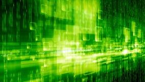 Abstrakcjonistyczny technologiczny tło Obraz Stock