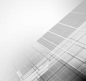 Abstrakcjonistyczny technologii tła biznes & rozwój Obrazy Stock