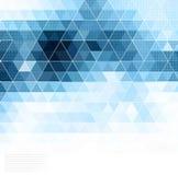 Abstrakcjonistyczny technologii tło w kolorze ilustracja wektor