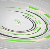 Abstrakcjonistyczny technologii tło Zdjęcia Royalty Free